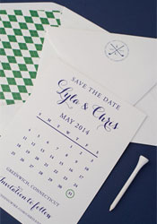 preppy-golf-themed-save-dates
