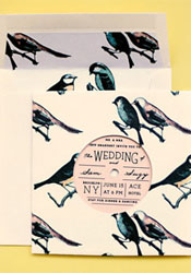 record-album-wedding-invitations