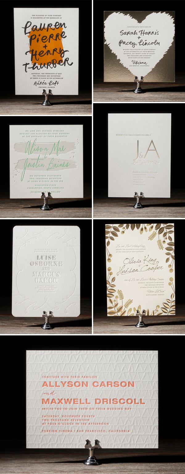 Bella Figura 2014 Wedding Invitaiton Collection