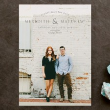 Mark Your Calendar Save the Date Cards by Erin Deegan